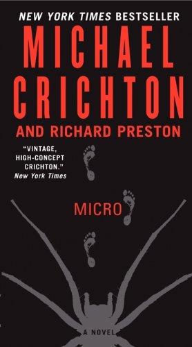 Crichton book image