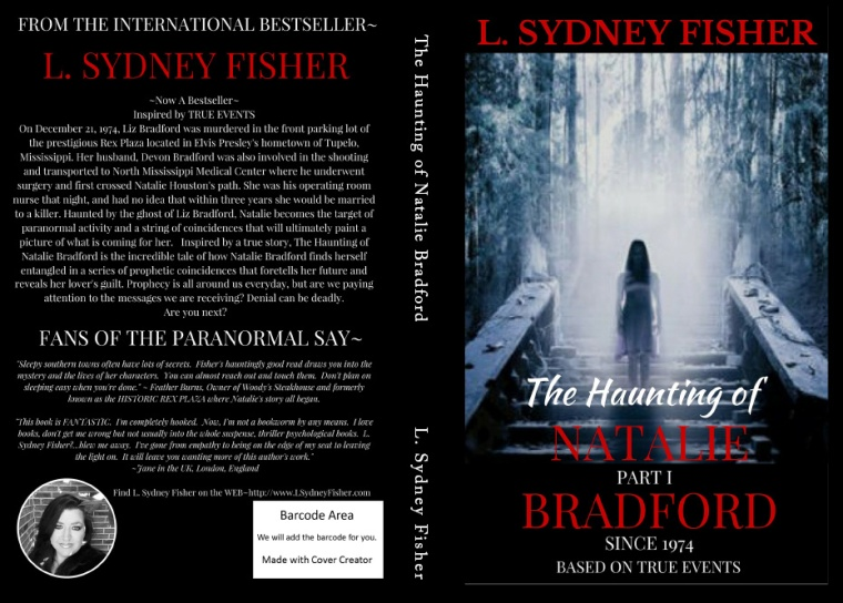 The Haunting of Natalie Bradford Full Cover