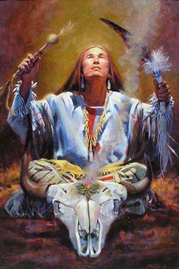 indian-shaman