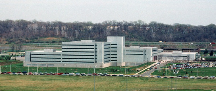 Defense Intelligence Agency Headquarters 1988
