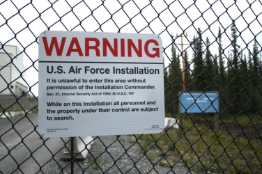 HAARP, this U.S. Air Force Installation is now run by the University of Alaska Fairbanks