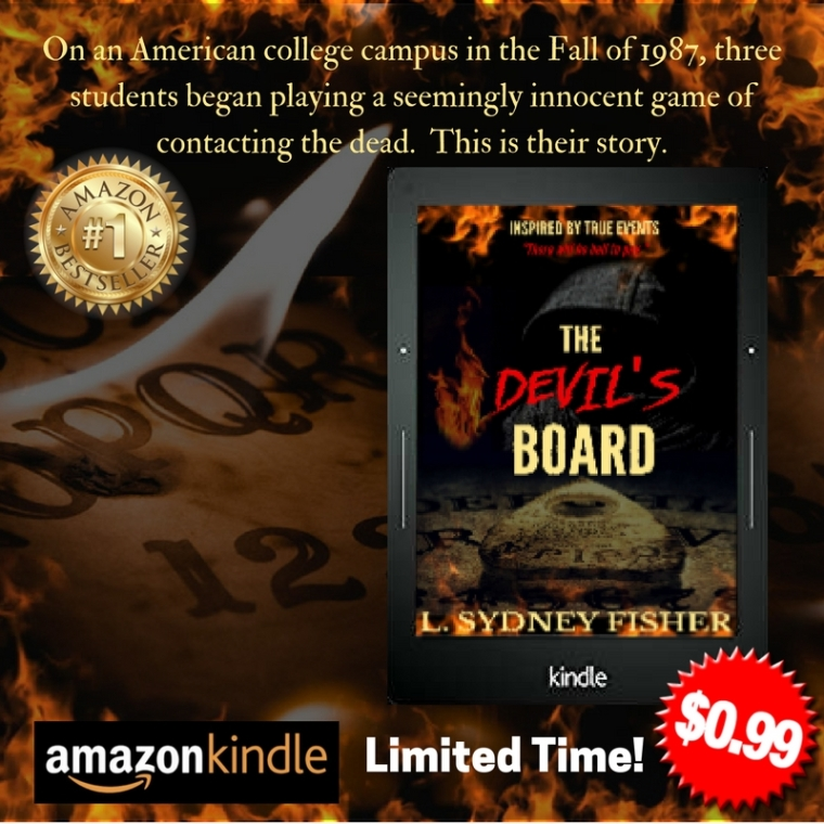 The Devil's Board 99 cents Promo